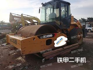 广东-梅州市二手徐工XS182J压路机实拍照片