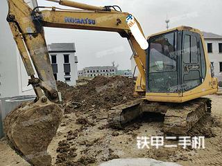 江苏-宿迁市二手小松PC60-7挖掘机实拍照片