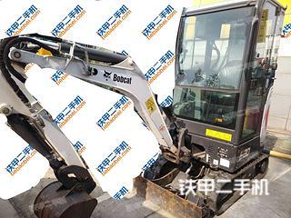 山貓E20挖掘機實拍圖片