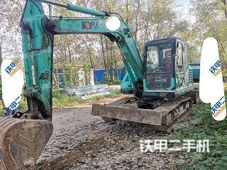 开元智富KY85-8挖掘机实拍图片