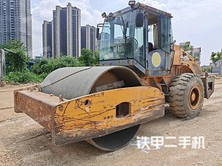 湖南-长沙市二手徐工XS202J压路机实拍照片
