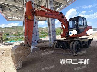 恒特重工HTL150-8挖掘機實拍圖片