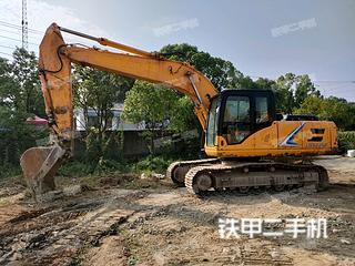 銅陵龍工LG6225E挖掘機實拍圖片