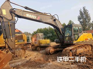 貴港徐挖XCG240LC-8B挖掘機實拍圖片