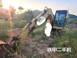 江西-新余市二手小松PC60-7挖掘机实拍照片