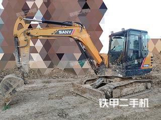 安徽-宿州市二手三一重工SY60C挖掘机实拍照片