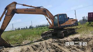 二手现代 R275LC-9T 挖掘机转让出售