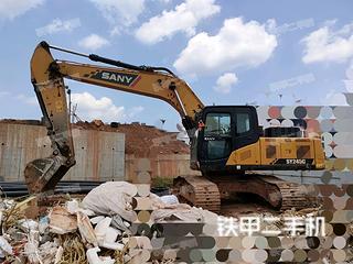 永州三一重工SY205C挖掘机实拍图片