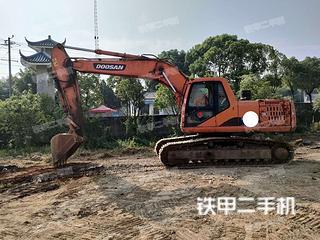 銅陵斗山DH220LC-7挖掘機實拍圖片