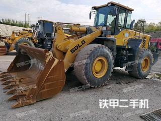 山東臨工L956裝載機實拍圖片