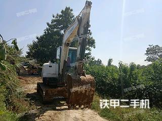 山貓E58挖掘機實拍圖片
