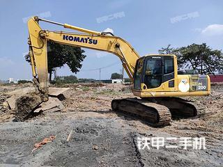 銅陵小松PC200-8M0挖掘機實拍圖片