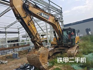 邯鄲三一重工SY215C挖掘機實拍圖片
