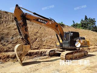 泰安三一重工SY245H挖掘機實拍圖片