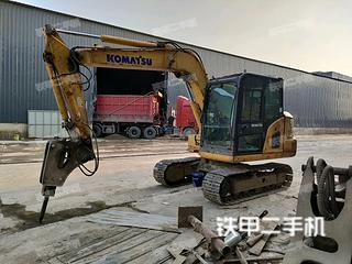 二手小松 PC70-8 挖掘机转让出售