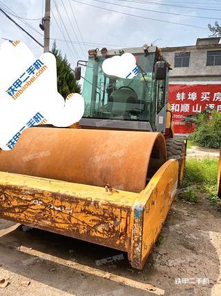 安徽-滁州市二手徐工XS222J-1压路机实拍照片