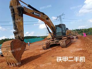 宜春三一重工SY305H挖掘机实拍图片