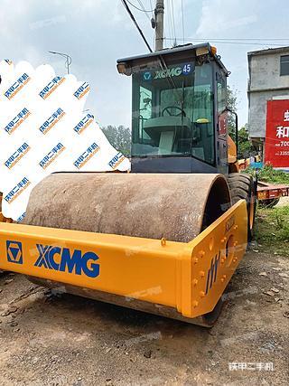 安徽-滁州市二手徐工XSM220压路机实拍照片