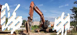 日立EX300-3挖掘機實拍圖片