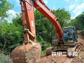 銅陵日立ZX200-3挖掘機實拍圖片