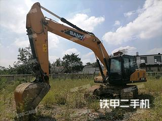 三一重工SY200C挖掘機實拍圖片