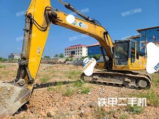 宜春徐工XE215C挖掘机实拍图片