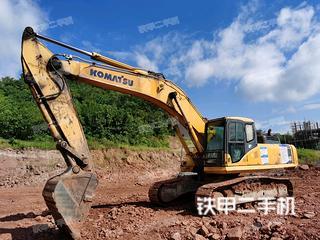 沈陽小松PC360-7挖掘機實拍圖片