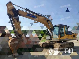 安徽-宿州市二手徐工XE200DA挖掘机实拍照片