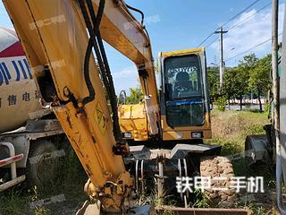 二手愚公机械 WYL80x4 挖掘机转让出售