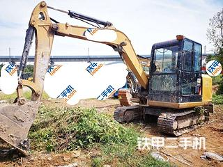 卡特彼勒305.5E液壓挖掘機實拍圖片