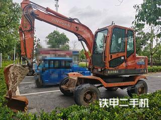 二手新源 XY65W-8 挖掘机转让出售