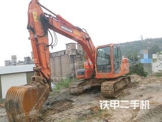 泰安斗山DX150LC挖掘機實拍圖片