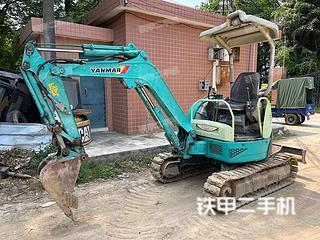 二手洋马 Vio20-3 挖掘机转让出售