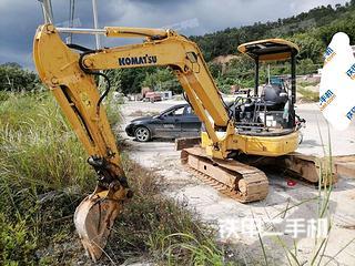 小松PC40MR-2挖掘機實拍圖片