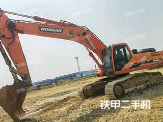 綏化斗山DH420LC-7挖掘機實拍圖片