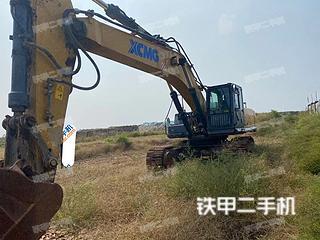 徐工XE470C挖掘機實拍圖片