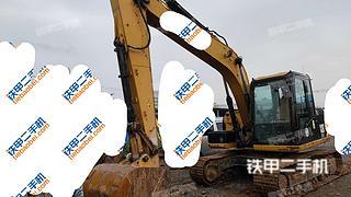 北京卡特彼勒312D2液壓挖掘機實拍圖片