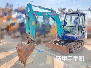 湖南-长沙市二手石川岛IHI-40NS挖掘机实拍照片