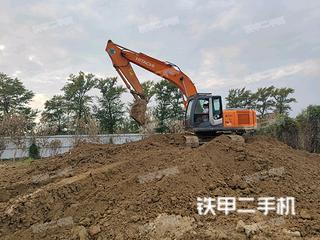 北京日立ZX200-3挖掘機實拍圖片