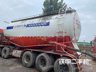 通亞達CTY9400GXH30粉粒物料運輸半罐車實拍圖片