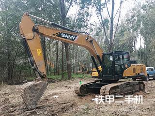 二手三一重工 SY225C 挖掘机转让出售