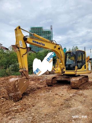 二手小松 PC120-8 挖掘机转让出售