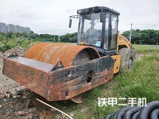 四川-成都市二手洛阳路通LT322S压路机实拍照片