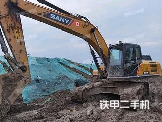 杭州三一重工SY245H挖掘機實拍圖片