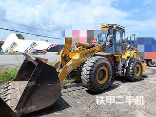 銅仁柳工CLG856H裝載機實拍圖片