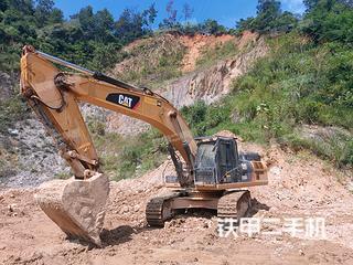 溫州卡特彼勒336D2液壓挖掘機實拍圖片