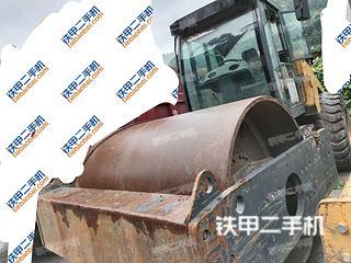 四川-泸州市二手洛阳路通LT220B双振幅压路机实拍照片