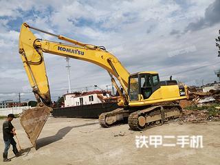 上海-上海市二手小松PC360-7挖掘机实拍照片