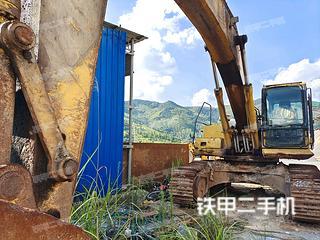 江西-萍乡市二手小松PC360-7挖掘机实拍照片