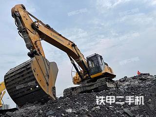 廣州柳工CLG950E挖掘機實拍圖片